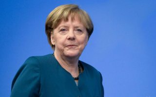 merkel-pushing-for-review-conclusion-but-greece-must-agree-to-measures