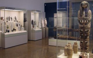 egyptian-artifacts-at-national-archaeological-museum