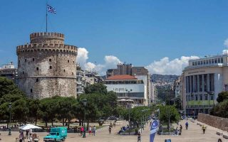 visitors-in-thessaloniki-spent-5-5-percent-more-nights-last-year