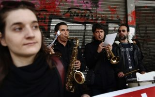 musicians-and-actors-stage-anti-austerity-protest