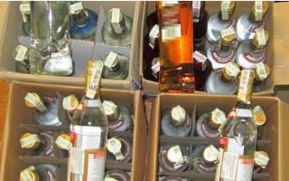sdoe-arrests-five-over-contraband-doctored-alcohol