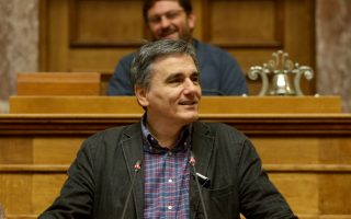 ministers-brief-syriza-mps-on-progress-of-bailout-talks