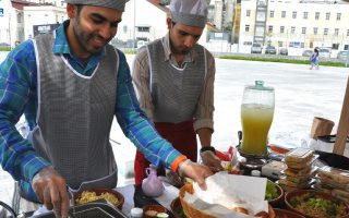 refugees-to-cook-homeland-classics-at-thessaloniki-doc-fest