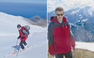 the-german-technocrat-who-penned-a-guide-for-ski-mountaineers-in-greece