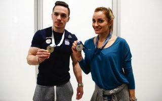 greek-athletes-bag-medals-in-baku