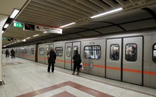 two-athens-metro-stations-to-be-closed-tuesday-through-thursday