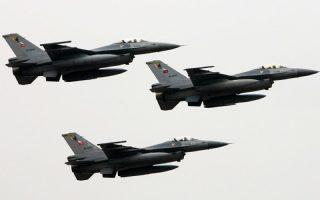 four-turkish-aircraft-violate-greek-air-space