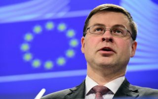 dombrovskis-sees-progress-in-talks-with-greece
