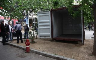 anarchist-political-kiosk-opens-in-exarchia