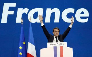 greek-president-welcomes-macron-victory-against-amp-8216-remnants-of-nazism-amp-8217