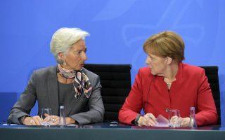 merkel-to-receive-lagarde-in-berlin-for-talks-on-greek-debt