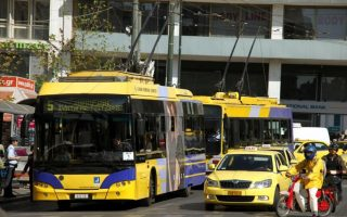 no-trolleys-in-athens-monday