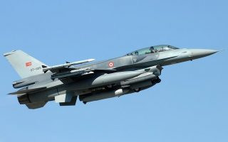 turkish-f-16s-violate-greek-airspace