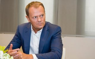 tusk-says-greece-lenders-close-to-concluding-bailout-review