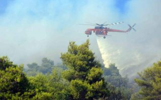 firefighters-battle-large-blaze-near-grammatiko-partially-contain-another-in-zakynthos