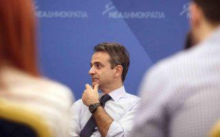 mitsotakis-to-meet-china-ambassador-at-party-hq