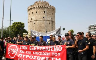 officers-to-protest-cuts-at-thessaloniki-international-fair