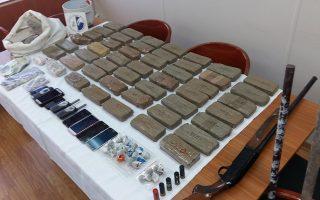 police-seize-over-23-kg-of-heroin-in-operation-against-drug-gang