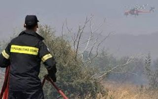high-risk-of-forest-fires-on-monday-greek-authorities-warn