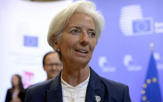 chief-of-imf-lagarde-in-key-meeting-with-greek-bankers-in-london0