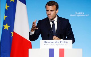 speaking-to-kathimerini-french-president-appears-optimistic-about-greece-amp-8217-s-prospects