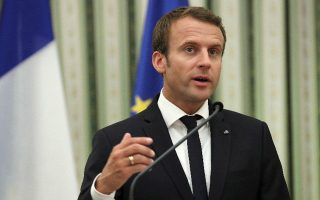 macron-in-athens-pushes-vision-of-deeper-eurozone-integration-praises-greece