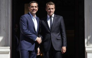france-will-continue-to-support-greece-amp-8217-s-economic-recovery-says-macron