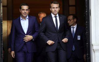 imf-must-show-good-faith-in-greek-debt-talks-says-macron