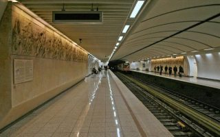 acropolis-metro-station-to-close-at-4-p-m-for-security-reasons