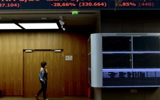 athex-bourse-creaks-under-credit-sector-sell-off