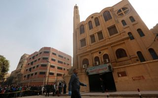 greece-appalled-by-attack-on-coptic-church-in-egypt
