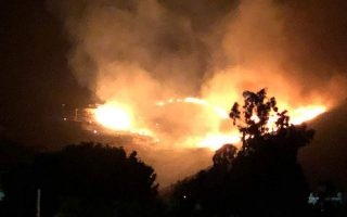 large-fire-burning-in-western-tzia-video