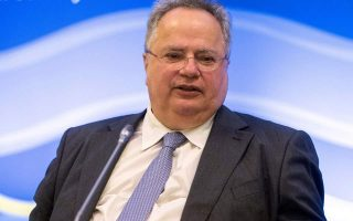 greek-foreign-minister-seeks-judicial-intervention-over-death-threats