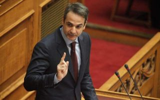 mitsotakis-rejecting-vote-of-no-confidence-is-backing-macedonia-deal