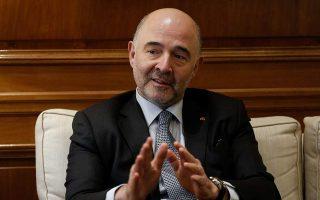 moscovisi-urges-eurogroup-to-amp-8216-definitely-amp-8217-ease-greek-debt