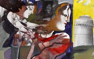 andros-museum-hosts-tribute-to-expressionist-dimitris-mytaras