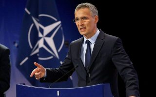 nato-chief-welcomes-amp-8216-historic-amp-8217-greece-fyrom-name-deal