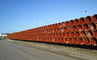 tariff-exemption-for-corinth-pipeworks-delivery
