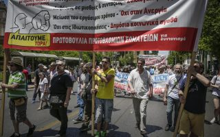 greek-unions-march-in-athens-against-prior-actions-bill