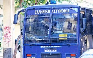 thessaloniki-police-protest-firebomb-attacks