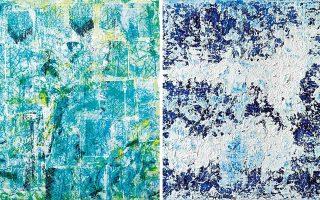 artist-maria-fragoudaki-explores-textures-in-syros-show