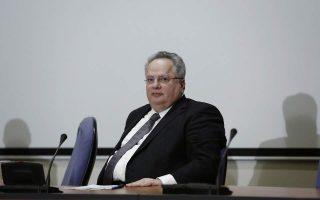 greek-foreign-minister-writes-book-on-failed-cyprus-talks