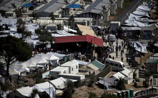 violent-brawl-leaves-eight-hurt-at-moria-migrant-camp-on-lesvos