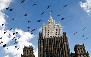 russian-foreign-ministry-summons-greek-ambassador-amid-diplomatic-row