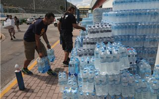 greece-fires-supplies-collected-for-affected-residents