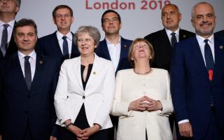 eu-balkan-leaders-meet-in-london-for-talks-on-region