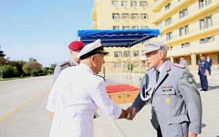 armed-forces-chief-welcomes-german-counterpart