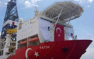 turkish-drilling-ship-to-begin-mediterranean-operations-wednesday-says-minister