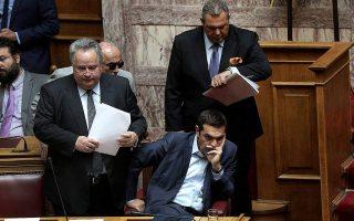 kotzias-accuses-kammenos-of-undermining-greek-position-on-fyrom-name-deal