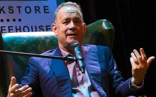 greek-institute-says-may-have-been-deceived-in-alleged-tom-hanks-event